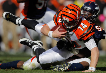 Andy Dalton is unlikely to repeat his Week 2 performance