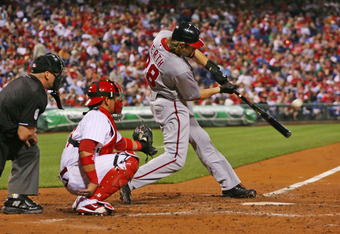 There hasn't been enough from Jayson Werth this season.