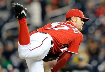 Stephen Strasburg's return from Tommy John surgery was the best news of 2011.