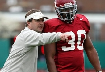 Kirby Smart and Dont'a Hightower
