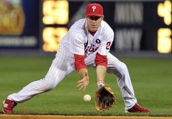 Chase Utley's recent slump is a reason for concern