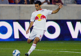 Rafa Marquez has been a disappointment for the Red Bulls this season