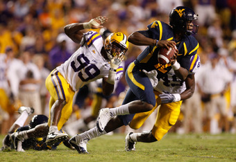 LSU Defense and Geno Smith
