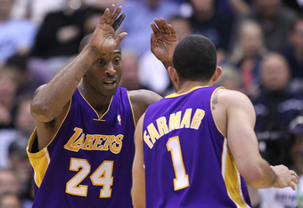 Lakers SG Kobe Bryant recently received a $6.7-million offer from Italy's Virtus Bolonga. Jordan Farmar has already signed up to play with Israel's Maccabi Tel Aviv.