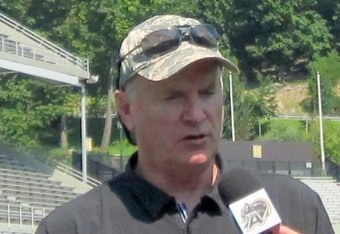 Army Head Coach Rich Ellerson
