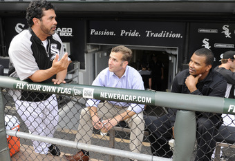 Ozzie Guillen and Kenny Williams have had their differences.