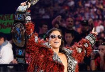 John Morrison as Intercontinental Champion