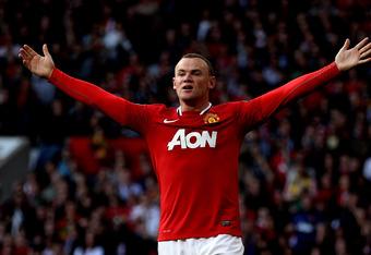 Wayne Rooney: divine presence