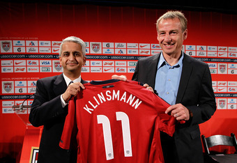 "Sunil Gulati and Jürgen Klinsmann need to establish a Soccer ""home"""
