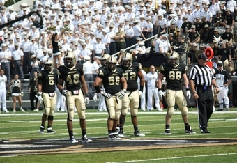 Army Defense Struggled Saturday (K. Kraetzer)