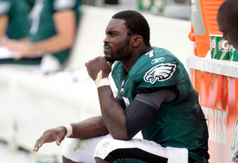 When Michael Vick is sidelined, the Eagles aren't the Dream Team everyone thought they'd be