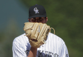 Rockies LHP Drew Pomeranz will pitch for the Salt River Rafters