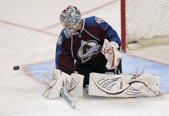 Semyon Varlamov better be worth the #1 this year and #2 (2012 or 2013) the Avs foolishly wasted.