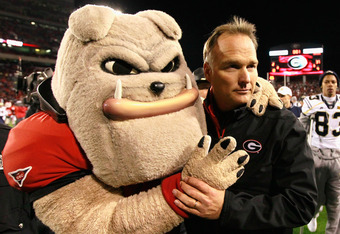 Mark Richt is re-gaining the respect of his fan base