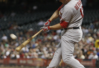 Lance Berkman is likely the comeback player of the year.
