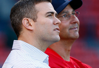 Will either Theo Epstein or Terry Francona be back next year?