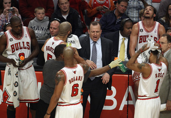 Should the Bulls alter their starting five?