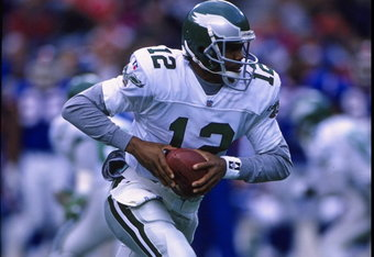 Randall Cunningham turned the tables on the defensive coordinators.