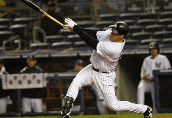 Teixeira's Awkward Lunge Contributes to Left-handed Troubles