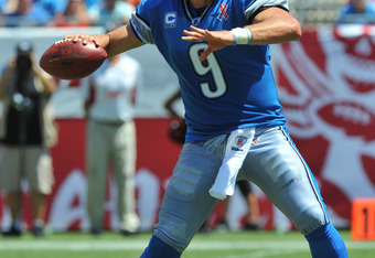 Matthew Stafford On a Roll