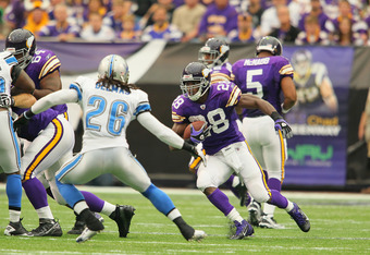 The Lions win against the Vikings was their first in the Metrodome since 1997.