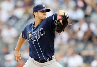 Will James Shields' spectacular comeback season result in a change of scenery in 2012?