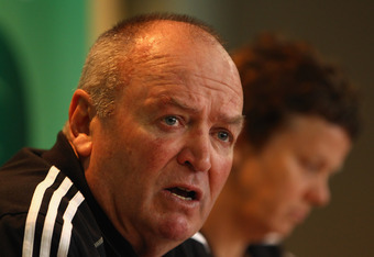 All Blacks management confirm all at their press conference on Sunday morning