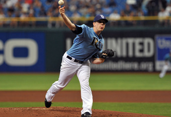 Jeremy Hellickson has allowed a .206 batting average at Tropicana Field this year