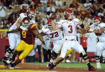 Utah vs USC, September 10, 2011