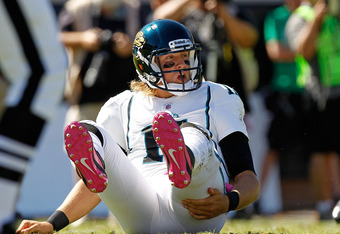 Gabbert is clearly talented, but needs much more help than he's been given.