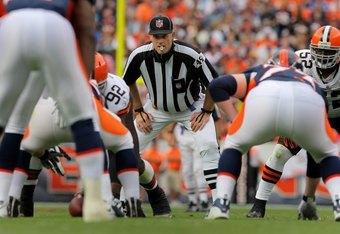 Penalties have been one of the reasons that the Browns' have been struggling to win games.