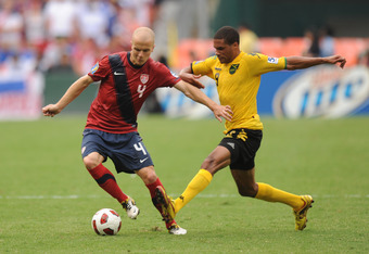 Does Michael Bradley have the attacking skills (vision, movement, passing and technical ability) to support the attack?