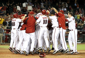 D'Backs walk-off the Dodgers, starting an impossible sequence of events