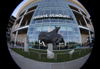 Reliable at the reliant! Texans at home will be too much for the Raiders