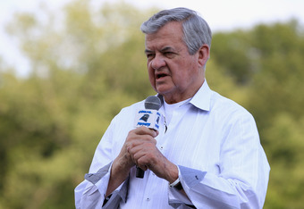 What about a guy like mid-market NFL owner Jerry Richardson of the Carolina Panthers? Viking fans may have an ally in him?