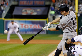 Brett Gardner, Game 3 vs. Detroit