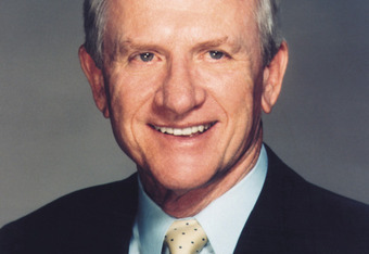 Frank Broyles was Arkansas' football coach in 1965-66, and later the athletic director