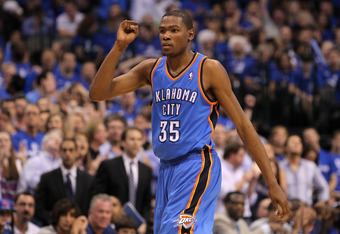 Kevin Durant: From the Goodman Summer League to the London Summer Olympics