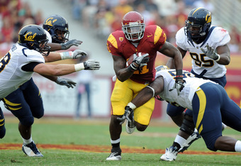 Cal defense will need to stop the USC running game and contain the aerial attack