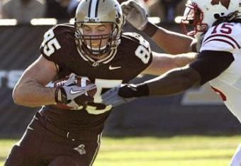 Kyle while playing at Purdue