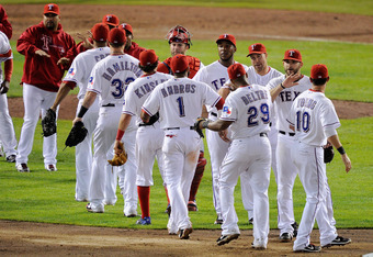 The Rangers are prepared to win in Arlington if they cannot finish the job in Detroit