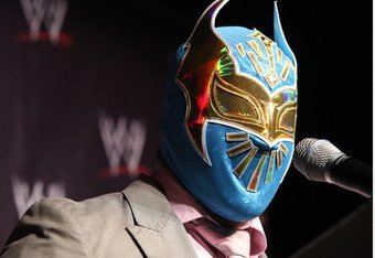 Mistico, aka Sin Cara, Being Talented