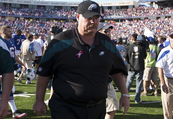 Philadelphia Coach Andy Reid May Have Blown Week 4