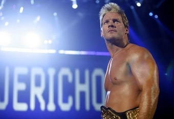 "Chris Jericho, the self-proclaimed ""Best In The World At What He Does."""