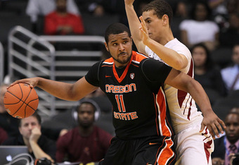 Joe Burton must be consistent for Oregon State to be successful in 2011-2012