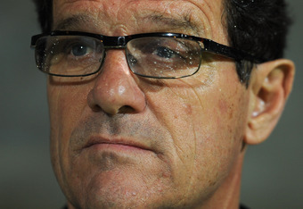 Capello has some thinking to do....