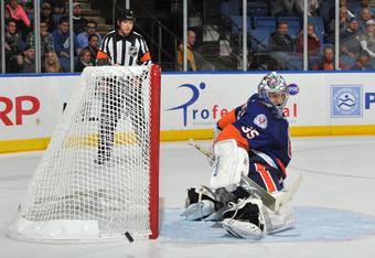 Al Montoya, New York Islanders