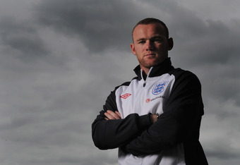 Wayne Rooney is another supporter of the Jack Marshall Brain Tumour Fund