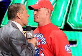 Vince McMahon, once regarded as a genius, seems to get more senile by the second.