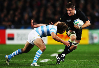 Richie McCaw is still the best openside flanker in the world
